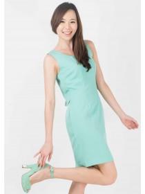 Dainty Bow Korean inspired Dress