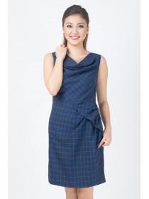 Classic Tartan Prints Dress