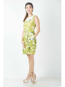 Garden Florals Prints Dress