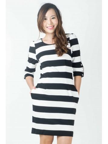 http://www.divalavie.com/337-2329-thickbox/striped-sleeved-jersey-dress.jpg
