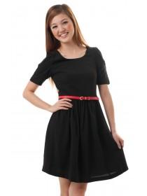 Elise inspired Korean Sleeved Dress