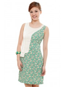 Tanya Floral Sheath Dress